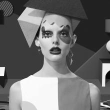 Безумный мир дизайна моды от Aïzone