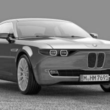 Спорткупе BMW CS Vintage