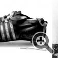 Родоначальник бутс Adi Dassler (Адольф Дасслер) - основатель Adidas
