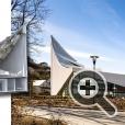 Проект новой церкви разработан в одном из ведущих скандинавских архитектурных бюро LINK Arkitektur
