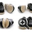 Ботинки с зубами для высших хищников