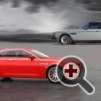 Спорткупе BMW CS было разработано совместно с кузовным ателье Bertone