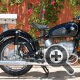 На BMW R69 легендарный мотогонщик Джон Пентон (John Penton) установил мировой рекорд скорости