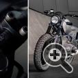 BMW R69S Voltron - отличная маневренностью и эргономичность