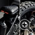 Стрит-трекер гибрид BMW R69S Voltron