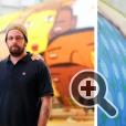 Дизайнеры Otavio и Gustavo Pandolfo оформили с помощью граффити корпус самолета Boeing 737