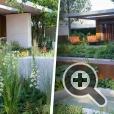 The Chelsea Barracks Garden. Ландшафтный дизайнер: Jo Thompson. Выставка цветов и ландшафтного дизайна в Челси.