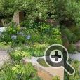 Выставка цветов и ландшафтного дизайна в Челси. The M&G Garden. Дизайнер: Клив Вест (Cleve West)