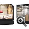 Дизайнерские апартаменты повышенной комфортности