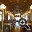 Туристический ретро - поезд Mitooka Seven Star