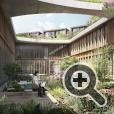 Дизайн больницы в Дании