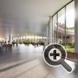 Интерьер больницы от HERZOG & De MEURON