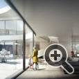 Проект интерьера больницы