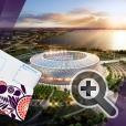 Символика Первых Европейских игр ее красочного, яркого бренда будет представлена на всех площадках, объектах игр, билетах, униформе и на спортивной атрибутике