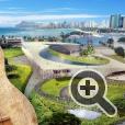 Выбор места для резиденции президента США Барака Обамы на Гавайях по мнению дизайнеров Snøhetta имеет философское значение