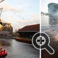 Любой житель Нидерландов может взять напрокат лодку-джакузи HotTug