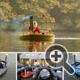 Лодку-джакузи можно использовать, как маломерное судно, без лицензии
