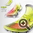 Nike Magista - новое направление в дизайне профессиональной спортивной обуви