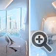 При строительстве The Opus (Дубай) используются последние технологические достижения для снижения шума в помещениях