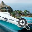 Плавучий тропический остров Paradise