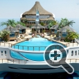 Дизайн яхты Paradise