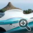 Яхта - тропический остров Paradise
