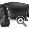 Кожаные диваны и кресла, имитирующие животных