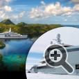 Уникальный дизайн-проект яхты-ледокола SeaXplorer компания Damen Shipyards Group презентовала на выставке яхт в Монако