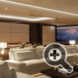 Дизайн интерьера яхты-ледокола SeaXplorer