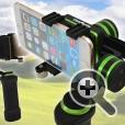 3D стабилизатор смартфона при съемке в движении