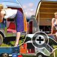 Впервые teardrop camper стали популярны в Америке 30-х годов ХХ века