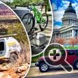 Teardrop camper - череда увлекательных поездок с совершенно новыми впечатлениями