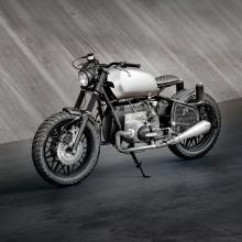 Спортивный мотоцикл BMW R69S Voltron