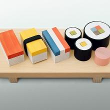 Деревянный конструктор суши